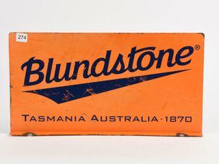 BlUNDSTONE TASMANIA AUSTRAlIA METAl RACK TOPPER