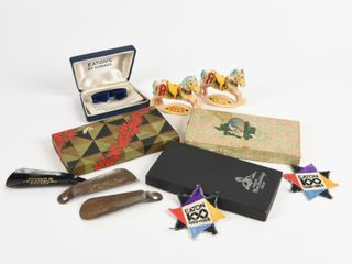 GROUPING OF T  EATON COllECTIBlES