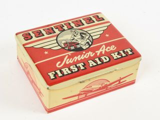 SENTINEl JUNIOR ACE FIRST AID KIT   NO CONTENT