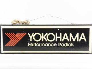 YOKOHAMA PERFORMANCE RADIAlS D S lIGHT BOX