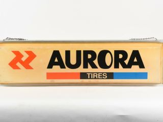 AURORA TIRES D S lIGHT BOX