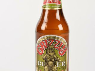 GRIZZlY CANADIAN lAGER 341 Ml  BEER BOTTlE   CAP