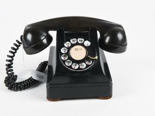 NORTHERN ElECTRIC ROTARY DIAl DESK TElEPHONE