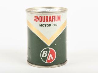 B A  GREEN RED  DURAFIlM MOTOR OIl ADV  COIN BANK