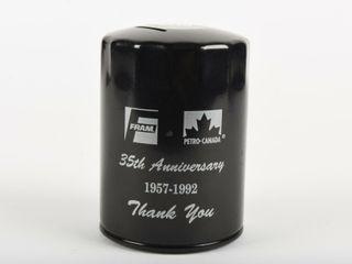 1992 FRAM PETRO CANADA 35TH ANN  FIlTER BANK