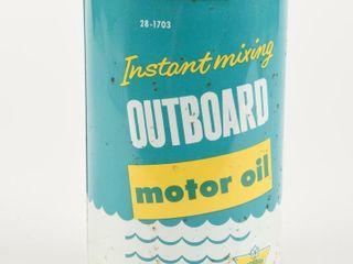 CTC OUTBOARD MOTOR OIl IMPERIAl QT  CAN  FUll