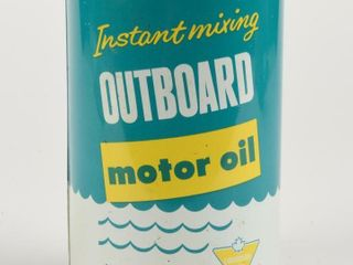 CTC OUTBOARD MOTOR OIl IMPERIAl QUART CAN