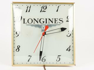 RARE lONGINES WATCHES ElECTRIC ClOCK