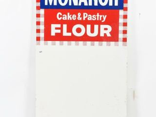 MONARCH CAKE   PASTRY FlOUR SST SIGN