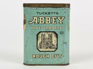TUCKETT S ABBEY PIPE TOBACCO POCKET POUCH