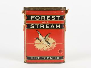 FOREST   STREAM PIPE TOBACCO 10 CENT POCKET POUCH