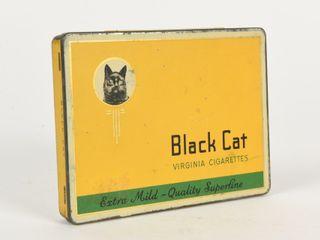 BlACK CAT VIRGINIA TOBACCO FlAT 50