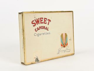 SWEET CAPORAl CIGARETTES FlAT 50