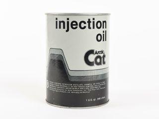 ARCTIC CAT INJECTION OIl U S  QT  FIBRE CAN   FUll