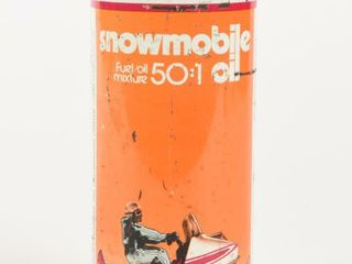 MOTOMASTER SNOWMOBIlE 16 OUNCES PUll TOP CAN FUll
