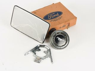 lOT OF FORD COllECTIBlE PARTS