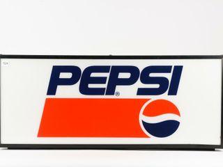 PEPSI lIGHT BOX