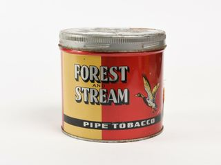 FOREST   STREAM PIPE TOBACCO 1 2 POUND CAN