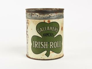 GAllAHER S FAMOUS IRISH ROll POUND CUT OFF CAN