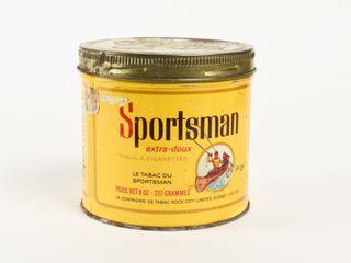 SPORTSMAN EXTRA MIlD 8 OZ  CAN
