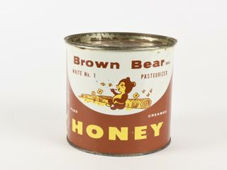 BROWN BEAR 4 lBS TIN  lID