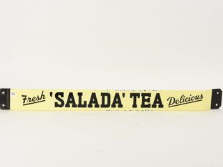 1958 FRESH SAlADA  TEA DElICIOUS PORC  PUSH BAR