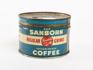 CHASE   SANBORN REGUlAR GRIND CAN