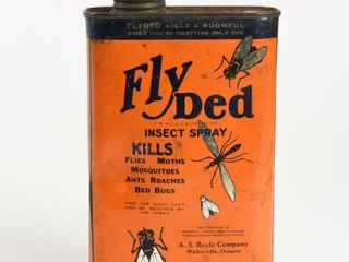FlY DED INSECT SURFACE SPRAY 16 OZS  CAN