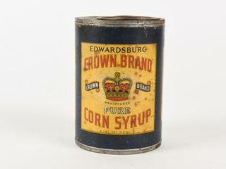 EDWARDSBURG CROWN BRAND CORN SYRUP 2 lBS CAN