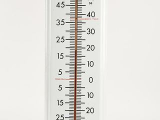 IDEAl NO  551 JUMBO METAl THERMOMETER