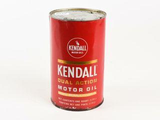 KENDAll MOTOR OIlS QUART CAN