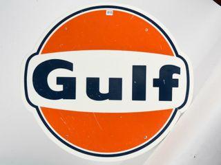 GUlF S S PlEXIGlASS SIGN