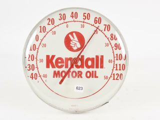 KENDAll MOTOR OIl JUMBO DIAl  495671 THERMOMETER