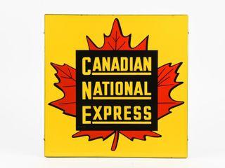CANADIAN NATIONAl EXPRESS SSP SIGN
