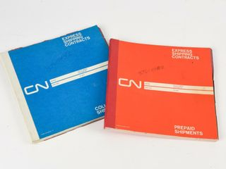 lOT 2 CANADIAN NATIONAl EXPRESS SHIPPING CONTRACTS
