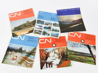 lOT 6 1960 S CANADIAN NATIONAl RAIlWAY TIME TABlES