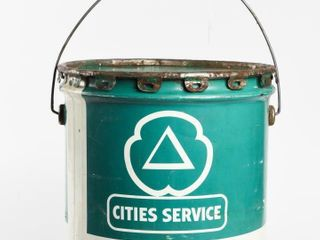 CITIES SERVICE TROJAN THIRTY FIVE POUNDS PAIl lID
