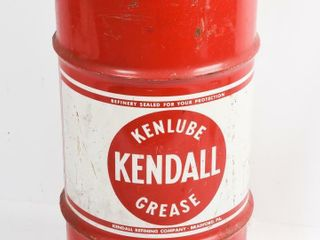 KENDAll KENlUBE 120 lBS GREASE CAN   lID