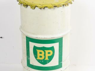 BP 120 lB  GREASE CAN  lID