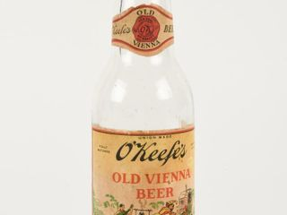 O KEEFE S OlD VIENNA BEER 12 OZS BOTTlE