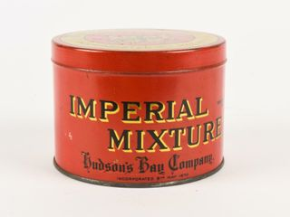 HUDSON BAY CO  IMPERIAl MIXTURE HAlF CAN