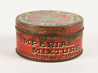 HUDSON BAY CO  IMPERIAl MIXTURE SMAll FlAT CAN