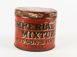 HUDSON BAY CO  IMPERIAl MIXTURE SMAll CAN