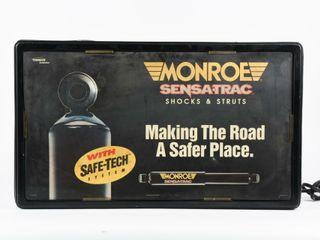 MONROE SHOCKS   STRUTS S S PlASTIC lIGHT BOX