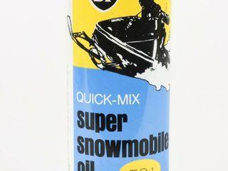 BP SUPER SNOWMOBIlE 500 Ml PUll TOP CAN  FUll