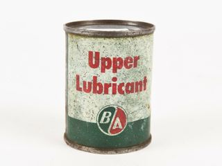 B A GREEN RED  UPPER lUBRICANT 4 OZ  CAN  FUll