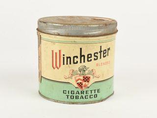 WINCHESTER CIGARETTE TOBACCO 1 2 POUND CAN