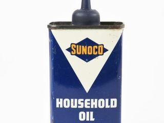 SUNOCO HOUSEHOlD OIl 4 OUNCES CAN   CAP