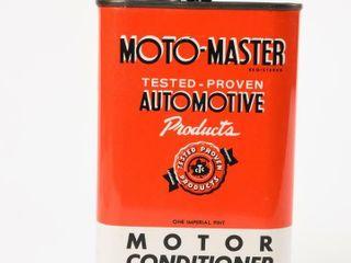 MOTO MASTER MOTOR CONDITIONER 20 OZ  CAN