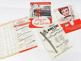 1958  4  TRICO SAlESMAKER PAPER ADVERTISING